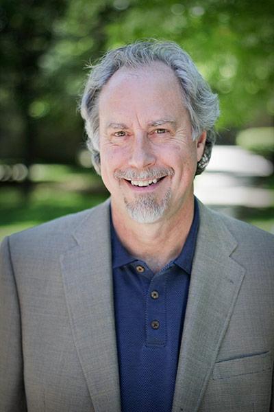 Dr. Kevin Drumm portrait
